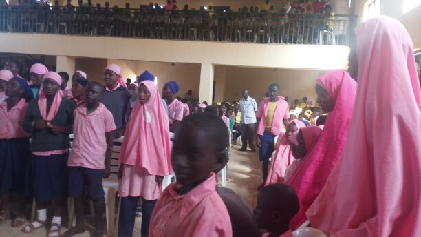 7Oth Ann: We are committed to children rights – UNICEF ….As Staff  Association celebrate with children with special needs – GoBroadsheet